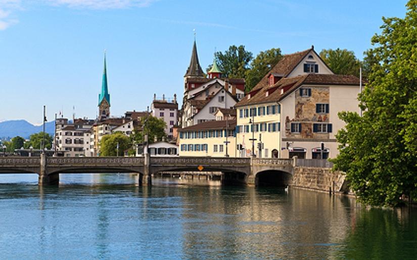 אגם ציריך - Lake Zurich